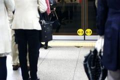 αναμονή επιβατών Στοκ εικόνα με δικαίωμα ελεύθερης χρήσης
