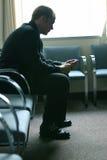 αναμονή επιχειρησιακών ατόμων στοκ φωτογραφίες με δικαίωμα ελεύθερης χρήσης