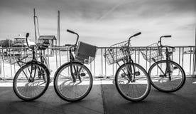 Αναμονή να ταξιδεψει γύρω από την πόλη Στοκ Εικόνα