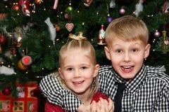 Αναμονή τα Χριστούγεννα Στοκ Φωτογραφία