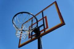 Αναμονή το βρόντο dunk στοκ εικόνα