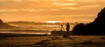 Αναμονή το τέλειο φως Στοκ εικόνα με δικαίωμα ελεύθερης χρήσης