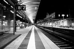 Αναμονή το τραίνο μου 3 Στοκ φωτογραφία με δικαίωμα ελεύθερης χρήσης