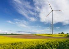 Ανανεώσιμη ενέργεια Στοκ εικόνες με δικαίωμα ελεύθερης χρήσης