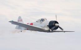 Αναπαράσταση επίθεσης Pearl Harbor Στοκ Εικόνες
