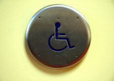αναπηρία Στοκ Εικόνες