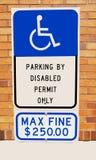 αναπηρία Στοκ Εικόνα