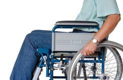 αναπηρική καρέκλα Στοκ Φωτογραφία
