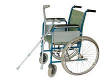 αναπηρική καρέκλα Στοκ Εικόνα
