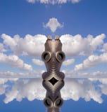 αναπνευστική συσκευή σύ& Στοκ Εικόνες
