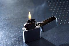 αναπτήρας τσιγάρων Στοκ φωτογραφίες με δικαίωμα ελεύθερης χρήσης