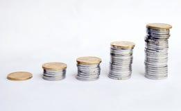 αναπτύξτε τα χρήματα Στοκ φωτογραφίες με δικαίωμα ελεύθερης χρήσης