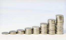 αναπτύξτε τα χρήματα Στοκ Φωτογραφίες