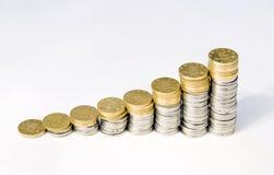 αναπτύξτε τα χρήματα Στοκ Φωτογραφία