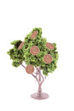 αναπτύσσοντας δέντρο χρημά&t Στοκ εικόνες με δικαίωμα ελεύθερης χρήσης
