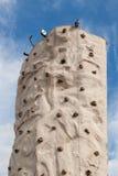 Αναρρίχηση του πύργου Στοκ Εικόνες