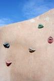 αναρρίχηση του τοίχου Στοκ εικόνα με δικαίωμα ελεύθερης χρήσης