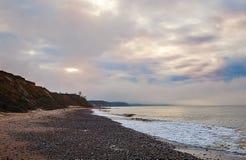 Αναρριχημένος στον πυθμένα θάλασσας στοκ εικόνες με δικαίωμα ελεύθερης χρήσης