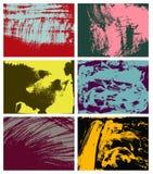 ανασκοπήσεις grunge Στοκ Εικόνες