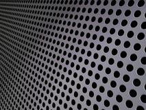 ανασκόπησης δικτύου μεταλλικός που διατρυπιέται βιομηχανικός Στοκ εικόνες με δικαίωμα ελεύθερης χρήσης
