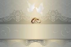 ανασκόπησης κομψότητας καρδιών θερμός γάμος συμβόλων πρόσκλησης ρομαντικός απεικόνιση αποθεμάτων