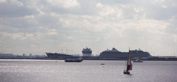 ανασκόπησης μαύρο εικονιδίων διανυσματικό ύδωρ μεταφορών γραμμών φωτεινό καθορισμένο Στοκ Εικόνες