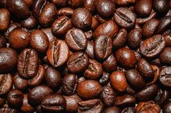 ανασκόπησης σχετική με την κουζίνα σύσταση καφέ φασολιών όμορφη Στοκ Εικόνες