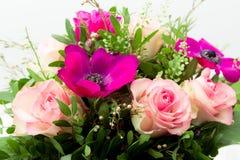 ανασκόπησης σχεδίου floral λουλουδιών τρύγος ύφους προτύπων άνευ ραφής Στοκ φωτογραφία με δικαίωμα ελεύθερης χρήσης