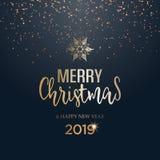ανασκόπησης bokeh καρτών Χριστουγέννων χνουδωτό χαιρετισμού φυσικό διάνυσμα δέντρων διακοσμήσεων κόκκινο στοκ φωτογραφία