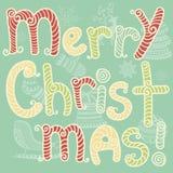 ανασκόπησης bokeh καρτών Χριστουγέννων χνουδωτό χαιρετισμού φυσικό διάνυσμα δέντρων διακοσμήσεων κόκκινο Στοκ εικόνες με δικαίωμα ελεύθερης χρήσης