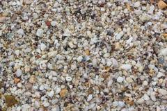 Ανασκόπηση άμμου Στοκ Φωτογραφίες