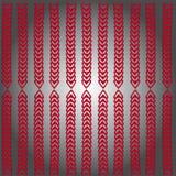 Ανασκόπηση, άνευ ραφής πρότυπο, δικτυωτό πλέγμα από τις καρδιές Στοκ φωτογραφίες με δικαίωμα ελεύθερης χρήσης