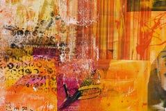 ανασκόπηση έργου τέχνης απεικόνιση αποθεμάτων