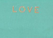 Ανασκόπηση αγάπης Μόδα μπλουζών Στοκ εικόνες με δικαίωμα ελεύθερης χρήσης