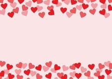 Ανασκόπηση αγάπης Στοκ Εικόνες