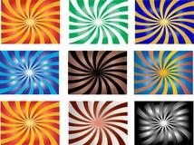 ανασκόπηση αναδρομική Στοκ εικόνες με δικαίωμα ελεύθερης χρήσης