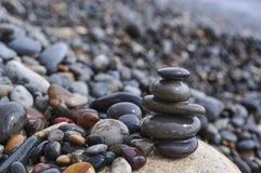 Ανασκόπηση από τις πέτρες Στοκ εικόνα με δικαίωμα ελεύθερης χρήσης