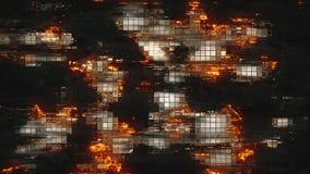 ανασκόπηση γεωμετρική Στοκ Εικόνα