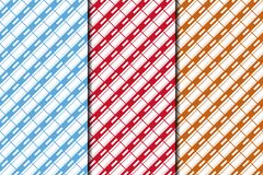 ανασκόπηση γεωμετρική abstract seamless wallpaper Στοκ εικόνα με δικαίωμα ελεύθερης χρήσης