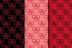 ανασκόπηση γεωμετρική abstract seamless wallpaper Στοκ Εικόνα
