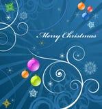 Ανασκόπηση για τα Χριστούγεννα Στοκ Εικόνες