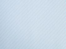 Ανασκόπηση εγγράφου με τις μπλε γραμμές Στοκ Εικόνα