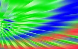ανασκόπηση ζωηρόχρωμη Οι ζώνες χρώματος αποκλίνουν από αυτήν πλευρά σε άλλη όμορφο διάνυσμα Στοκ φωτογραφία με δικαίωμα ελεύθερης χρήσης