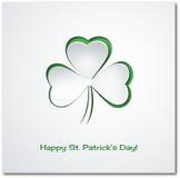 Ανασκόπηση ημέρας του ST Patricks Ελεύθερη απεικόνιση δικαιώματος