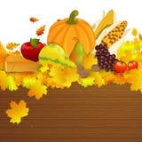Ανασκόπηση ημέρας των ευχαριστιών ελεύθερη απεικόνιση δικαιώματος