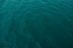 Ανασκόπηση θαλάσσιου νερού Στοκ Φωτογραφίες