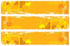 ανασκόπηση κίτρινη Στοκ εικόνες με δικαίωμα ελεύθερης χρήσης