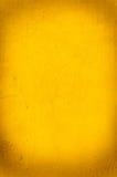ανασκόπηση κίτρινη Στοκ Φωτογραφίες