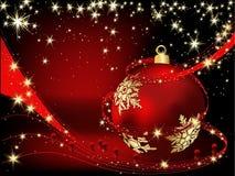 Ανασκόπηση Καλών Χριστουγέννων απεικόνιση αποθεμάτων