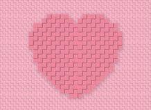 Ανασκόπηση καρδιών Στοκ εικόνες με δικαίωμα ελεύθερης χρήσης